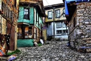 Cumalıkızık Köyü'nün sokakları