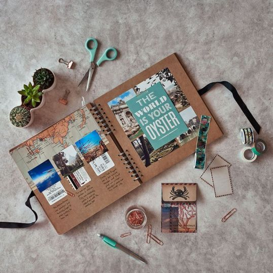 How to Scrapbook Like a Pro in 10 Easy Steps